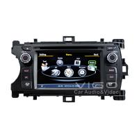 Buy cheap Car Stereo Toyota Sat Nv DVD For Toyota Yaris GPS Navigation Headunit Autoradio C146 from wholesalers