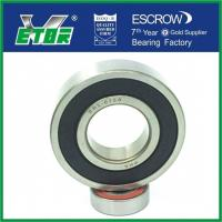 Buy cheap Deep Groove Type Small Ball Bearings For Motor / Tractors / Machine Tools Use from wholesalers