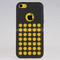 Buy cheap 2013 Hard Plastic Case For iPhone 5C with Gradient Color Raindrop Transparent desgin from wholesalers
