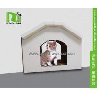 Buy cheap Cuddly Stable Corrugated Cardboard Furniture Cat House Indoor Textured Surface Grinding Claws from wholesalers