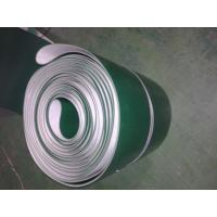 Buy cheap green white light conveyor belt PVC conveyor belt from wholesalers