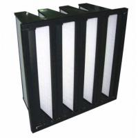 Buy cheap V-BANK Mini-pleat Medium Filter from wholesalers