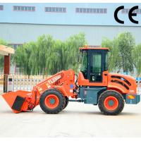 Buy cheap china small tractor front end loader TL2500 with CE , garden tractor with loader product