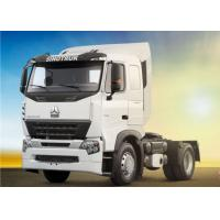 Buy cheap SINOTRUK HOWO A7 Tractor Truck LHD 4X2 Euro2 336HP ZZ4187N3517N1B from wholesalers