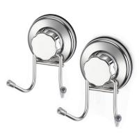 Buy cheap Strong Suction Cup Hook Bathroom Stainless Steel Modern Bathroom Towel Hooks from wholesalers