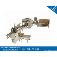 Buy cheap Corrugated Carton Case Erector Automated Packaging Machine For Cartons CE & ISO from wholesalers