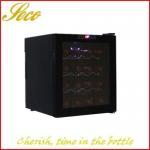16 bottle semiconductor wine cooler refrigerator