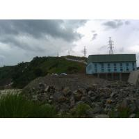 Buy cheap 17MW Vertical Francis Turbine Hydropower Project With substation from wholesalers