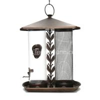 Buy cheap Anodizing Surface Treatment Metal Hummingbird Feeder , Eco Friendly Bird Feeders from wholesalers