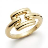 Buy cheap Yellow Gold Cremation Urn Ring Jewelry For Women / Female Design from wholesalers