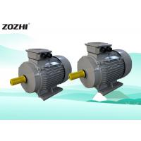 China 4 Pole Three Phase Asynchronous Motor , Capacitor Run Induction Motor Y2 0.12-315KW on sale