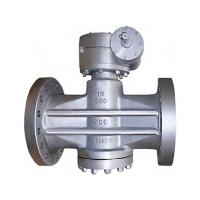 Buy cheap Self - Lubricating API 6D Plug Valve Pressure Balance Anti - Static ANSI B 16.10 from wholesalers