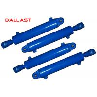 Buy cheap FE-129 Heavy Duty Hydraulic Cylinder Double Acting Chromed Engineering Hoist from wholesalers