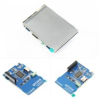 Buy cheap HDMI Input LCD Driver Board 3.5'' 480x320 Raspberry Pi HDMI Display HDMI Audio Output from wholesalers