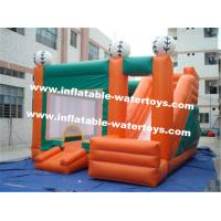 Buy cheap Children Inflatable Combo Bouncers , Jump For Fun Bounce House from wholesalers