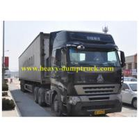Buy cheap T5G 340HP Refrigerated Box Truck  for transport , Commercial Refrigerated Vans from wholesalers