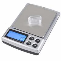 Buy cheap Mini Pocket Gram Electronic Digital Jewelry Scales Weighing Kitchen Scales Balance LCD from wholesalers