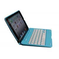 Buy cheap Blue Micro USB Bluetooth Keyboard for iPad Mini with Fold Protective Case product