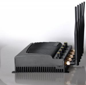 Buy cheap Signal jammer   Стационарный пятиполосный подавитель сотовых телефонов до 40 метров product