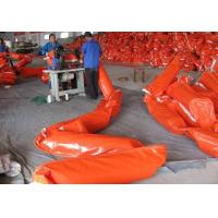 Buy cheap Solid Float PVC Oil Boom/Oil Spill Boom /PVC Oil Containment Boom Rubber Oil Boom from wholesalers