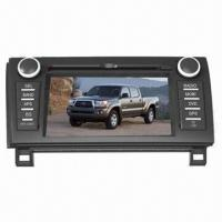 Buy cheap DVD Player for Toyota Sequoia Tacoma, 7-inch Digital Touchscreen with GPS Navigation, Bluetooth from wholesalers