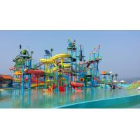 Water Quality Structures : Commercial water play structures fiberglass aqua park