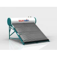 Buy cheap Pressure solar water heater with heat pipe from wholesalers