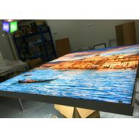Buy cheap Large LED Fabric Light Box Signs Wall Mounted Picture Frame Artwork Printing from wholesalers