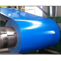 Buy cheap Color Coated Prepainted Aluminum Galvalume Steel Coil 0.45 X1200 mm from wholesalers