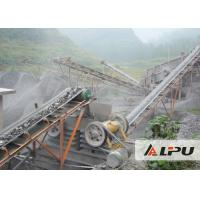 Buy cheap Large Capacity Complete Stone Crushing Plant for Aggregate , Stone Jaw Crusher from wholesalers