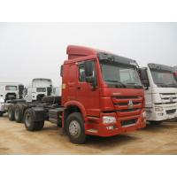 Buy cheap 4x2 HOWO Heavy Duty Prime Mover Truck WD515.47 371HP For Logistics Business from wholesalers