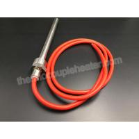 Buy cheap High Density Cartridge Heaters Immersion Water Proof With Silicone Cables from wholesalers