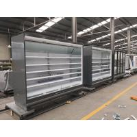 Buy cheap Single Door Commercial Beverage Cooler Refrigerator With LED Lighting from wholesalers