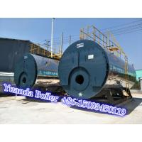Buy cheap 10 ton 10ton gas steam boiler from wholesalers