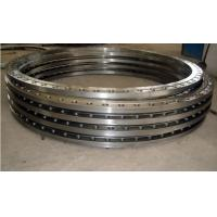 Buy cheap ASTM DIN Hot Stainless Steel Forgings , Aviation Smelting Forged Flanges from wholesalers