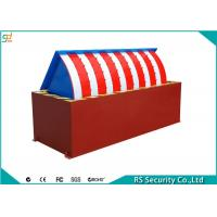 Buy cheap Waterproof SUS304 Roadside Barriers For Parking Control System from wholesalers