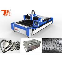 Buy cheap Stainless Steel / Carbon Steel Cnc Laser Cutter / Automatic Sheet Metal Cutting Machine from wholesalers