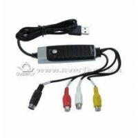 Buy cheap RCA Composite,  S-video Video Input FY1021TVA USB DVR 1 Channel HDTV Capture Card from wholesalers
