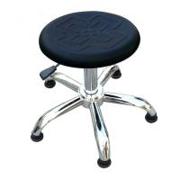 Buy cheap EPA Sensitive Area ESD Drafting Chair Chinese Knot Pattern Surface Pneumatic Rotatable from wholesalers