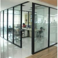 Buy cheap Glass Partitions for Modern Offices / room divider / shopping hall from wholesalers