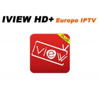 Buy cheap Europe IPTV free test 3 days IVIEW PLUS  IPTV Apk watch UK GR Italy Germany Netherland Arabic channels with catch up from wholesalers