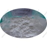 Buy cheap Trenbolone Steroids Test Cyp/Testosterone Cypionate CAS 58-20-8 for Men Bodybuilding and Muscle Growth from wholesalers