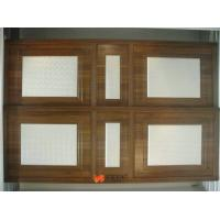 Buy cheap 20mm / 25mm Multi - Chamber PVC skin Leather Sliding Door Inward Opening from wholesalers