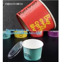 China summer icecream shop paper ice cream cup/container,7 oz ICEcream paper cup made in china,Biodegradable Cups Icecream Pap on sale