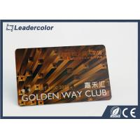 Buy cheap Plastic PVC Sample rfid membership cards printing For Shopping , Club from wholesalers