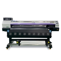 Buy cheap Micro Piezo Large Format Eco Solvent Printer Auto Cleaning from wholesalers