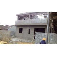 Buy cheap Customized Size Light Steel Building For Homes In Concrete Wall from wholesalers