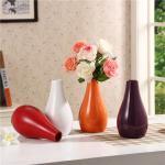 Buy cheap White jade jewelry ceramic ornaments /little flower vase / vase from wholesalers