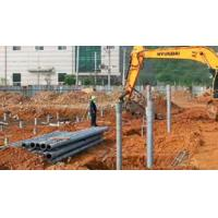 Buy cheap Ductile Iron Piles for Foundations from wholesalers