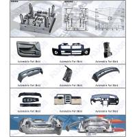 Buy cheap Cold Runner PS Car Bumper Auto Parts Mould With Multi Cavity from wholesalers